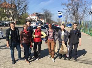 Субботник ФКН (21.04.18)-6